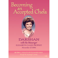 Becoming An Accepted Chela, Darshan 6 - (DVD VIDEO)