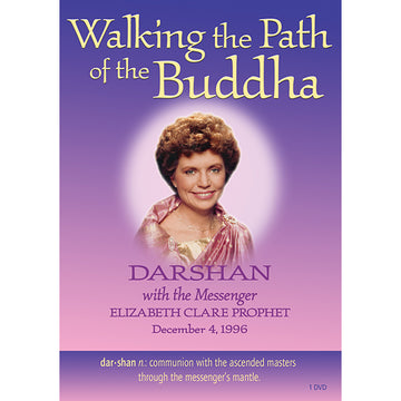 133Walking the Path of the Buddha - (DVD - VIDEO)