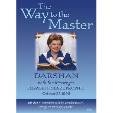 108The Way to the Master - Darshan - (DVD - VIDEO)