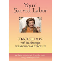 Your Sacred Labor, Darshan 1 - (DVD VIDEO)