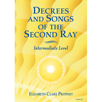 Decrees and Songs of the Second Ray - CD