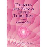 Decrees and Songs of the Third Ray - CD