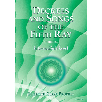 Decrees and Songs of the Fifth Ray - CD