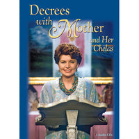 030Decrees with Mother and her Chelas - CD