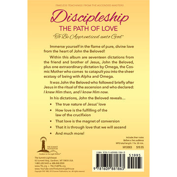 318Discipleship The Path of Love - MP3