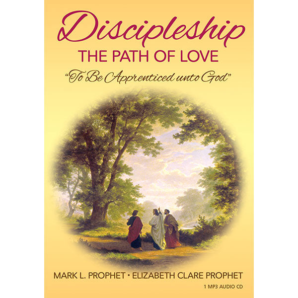Discipleship The Path of Love - (MP3 CD)