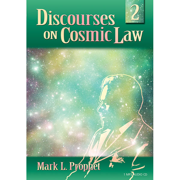 Discourses on Cosmic Law # 2 - (MP3 CD)