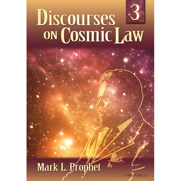 Discourses on Cosmic Law # 3 - (MP3 CD)