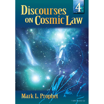 Discourses on Cosmic Law # 4 - (MP3 CD)