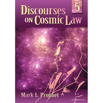 Discourses on Cosmic Law # 5 - (MP3 CD)