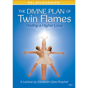 The Divine Plan of Twin Flames - (DVD - VIDEO)