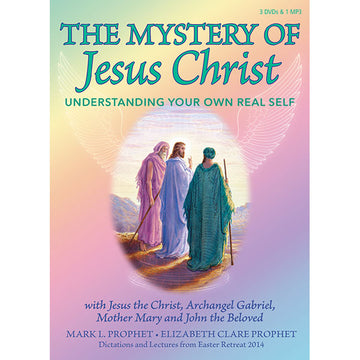 200The Mystery of Jesus Christ - Easter 2014 - (DVD - VIDEO)