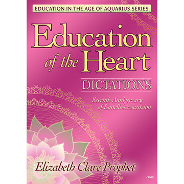 198Education of the Heart - Dictations - (DVD - VIDEO)
