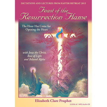 207Feast of the Resurrection Flame (Easter 2015) - (DVD - VIDEO)