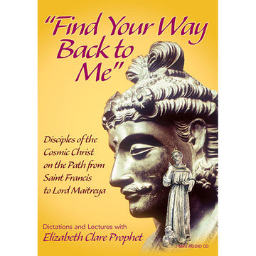 Find Your Way Back to Me - (MP3 CD)