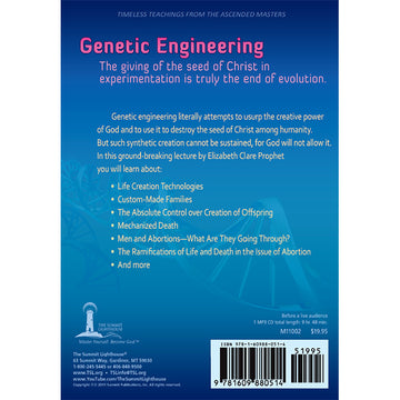 Genetic Engineering - MP3