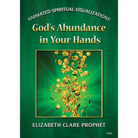 God's Abundance in Your Hands - (DVD - VIDEO)