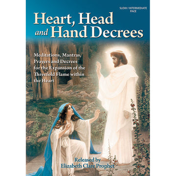096Heart, Head, and Hand Decrees - Booklet CD Set - CD