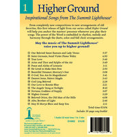 Higher Ground - CD