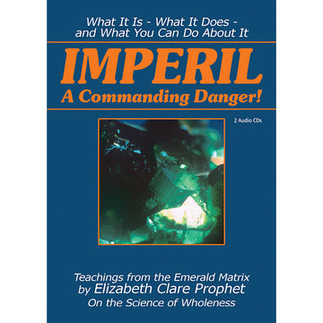 IMPERIL A Commanding Danger! - CD