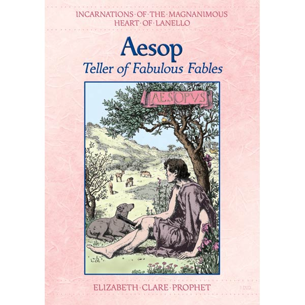 123Incarnations of the Magnanimous Heart of Lanello-Aesop - (DVD - VIDEO)