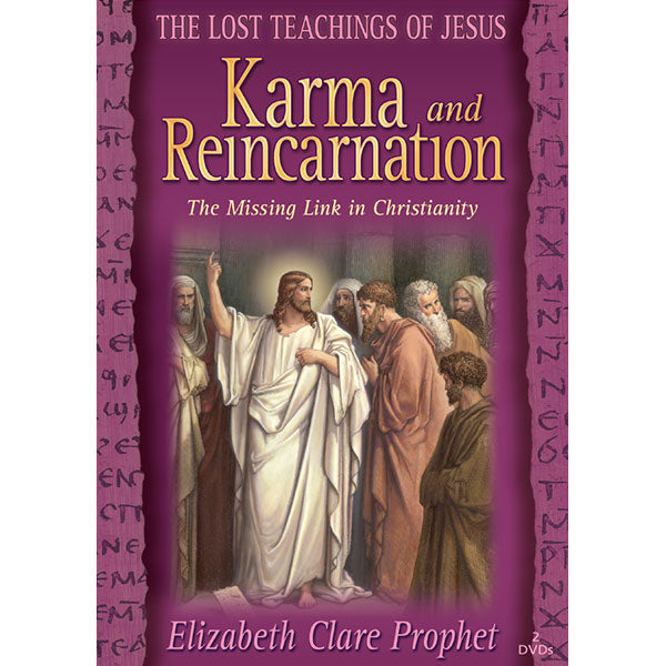 Karma and Reincarnation: The Missing Link in Christianity - (DVD - VIDEO)