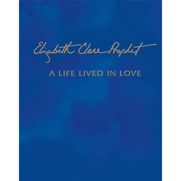 106Elizabeth Clare Prophet - A Life Lived in Love - (DVD - VIDEO)