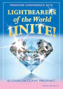 Lightbearers of The World Unite! (Freedom 2018) - (DVD - VIDEO)