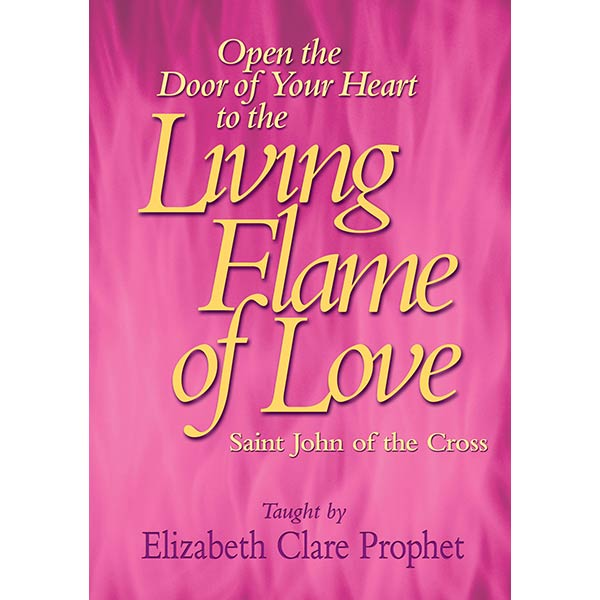 Living Flame of Love - (MP3 CD)
