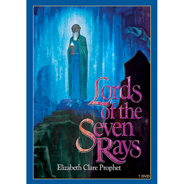 132Lords of the Seven Rays - (DVD - VIDEO)