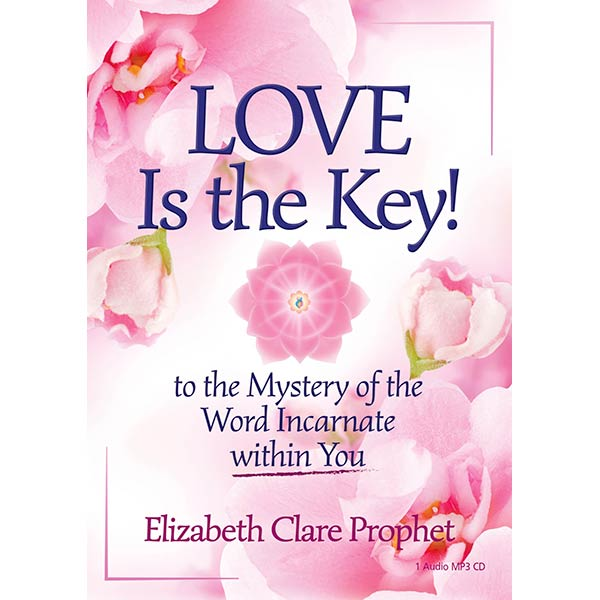 Love Is the Key! - (MP3 CD)