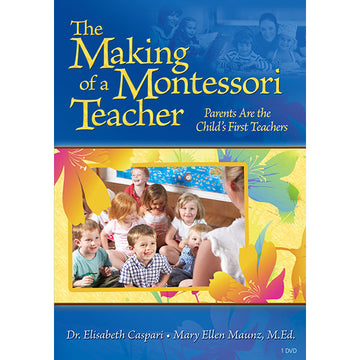 The Making of a Montessori Teacher - DVD (1)