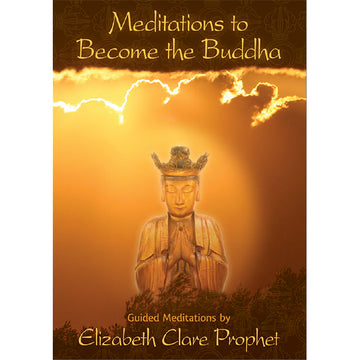 Meditations to Become the Buddha - CD