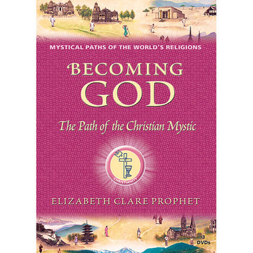 Becoming God: Path of the Christian Mystic - (DVD - VIDEO)