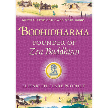 204Bodhidharma Founder of Zen Buddhism - (DVD - VIDEO)