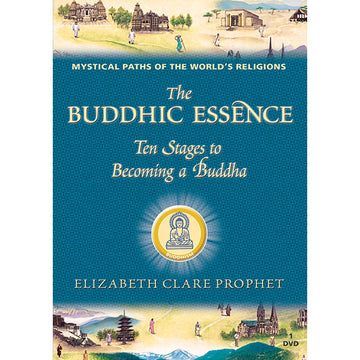 239Buddhic Essence, The--Ten Stages to Becoming a Buddha (DVD - VIDEO)