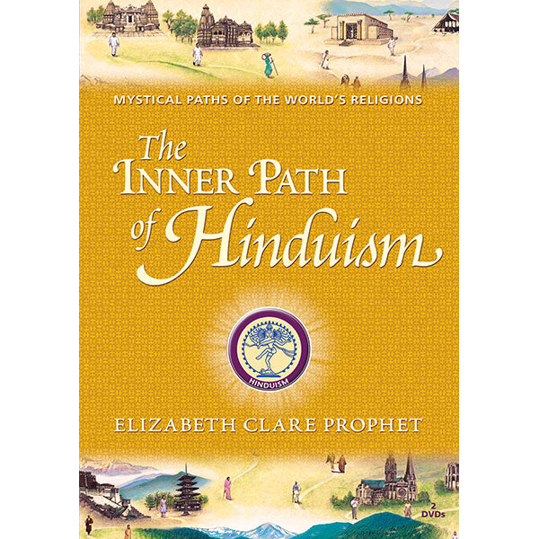 190The Inner Path of Hinduism - (DVD - VIDEO)