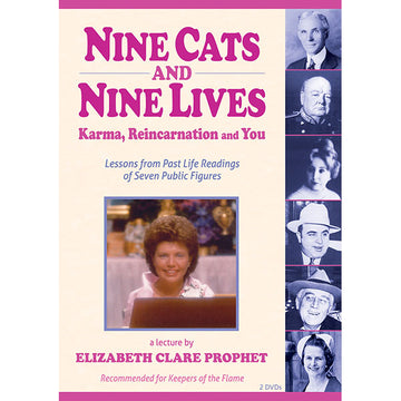 Nine Cats and Nine Lives - (DVD - VIDEO)