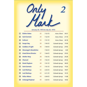 Only Mark 2 - (MP3 CD)
