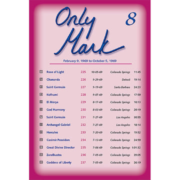 Only Mark 8 - (MP3 CD)