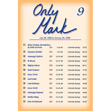 Only Mark 9 - (MP3 CD)