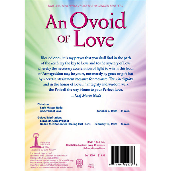 An Ovoid of Love - (DVD - VIDEO)