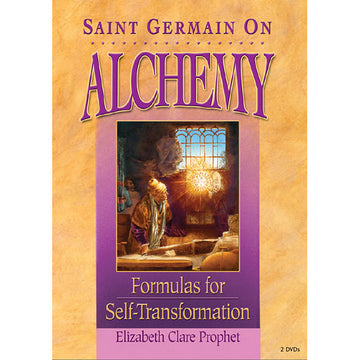 244Saint Germain on Alchemy - (DVD - VIDEO)
