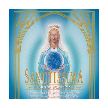 073Sanctissima Music For World Peace - CD