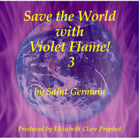 Save the World with Violet Flame! # 3 - CD