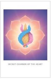 Secret Chamber Of The Heart (laminated) wallet card
