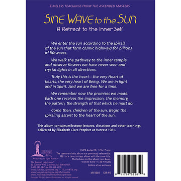 Sine Wave to the Sun - (MP3 CD)
