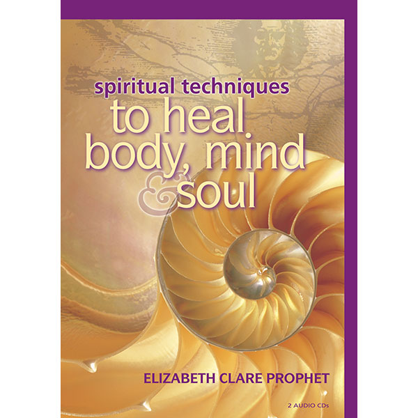 Spiritual Techniques to Heal Body, Mind and Soul - CD