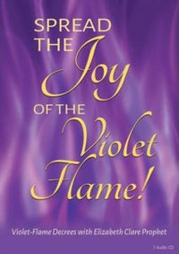 061Spread the Joy of the Violet Flame! - CD
