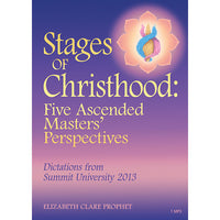 Stages of Christhood - (MP3 CD)